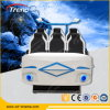 Hottest Fashionable Hydraulic / Electric System 9d Virtual Reality Simulator