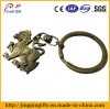 Antique Brass Metal Key Chain for Promotion