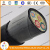 Factory Supply 0.6/1kv 4 Core 4mm PVC Cable 1.5mm2 XLPE Swa PVC Cable