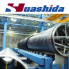 Profiled Corrugated Pipe Extruder Plastic Machinery Krah Pipe Extrusion Line