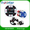 OEM Poker Stars USB Flash Memory PVC USB Flash Drive