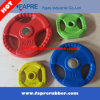 Weight Lifting Rubber Grip Olympic Plate/Fitness Gym Equipment