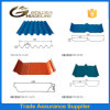Roofing Material ASTM Color Sgch Corrugated Sheet