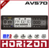 Horizon AV570 Car Audio, Car MP5 Player, Electronic Tuning FM Radio