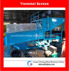 Gold Mobile Trommel Screen for Sand River