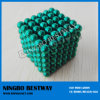 N35 Green Neo Cube 5mm