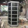Seventy-Two 72 Niche Hexagonal Granite Columbarium