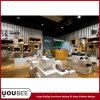 Sports Shoes Shop Design with Unique Shoes Display Fixtures