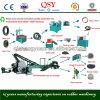 Semi-Automatic Powder Production Line/Waste Tyre Powder Line