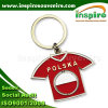 Polska T-Shirt Souvenir Keychain for Gift (MS470)