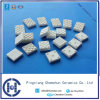 Abrasion Resistant Ceramic Mosaic Tile for Pulley Lagging with Dimples