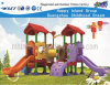 Roof Type Kids Playground Outdoor Playsets HF-16705