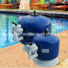 "24"" Inch Swimming Pool Sand Filter with 6 Way Valve Inground Pond Fountain New"