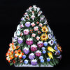 Christmas Tree Made in Porcelain (YH8194 size: 29x29x30.5cm)