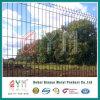 Steel Wire Mesh Fence Panel/ 3D Bending Welded Mesh Fence/3D Garden Fence Panels