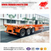 2*20FT Container Loading Skeleton Trailer with Competitive Price