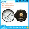 Ce 63mm Dial 60kpa Pressure Gauge Manometer Manufacturer Range From -1 to 1000bar