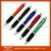 Plastic Promotional Stylus Ball Point Pen for Logo Printing (VIP021)