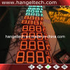 """12"""" Electronic LED Gas Price Signs High Brightness RF Controlled 8.88 9/10"""