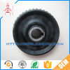 China Factory Anti-Abrasion Plastic Bevel Gear with Brass / Steel Bearing Fitting