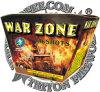 War Zone 36 Shots Fan Cake Fireworks Lowest Price