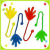 Promotion Plastic Sticky Hand Toy