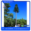Galvanized Steel Camouflaged Pine Tree Telecommunication Tower