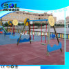 High Quality CE Certificated Playgound Safety Floor Rubber Tile