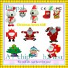 Hot Sale Christmas-Gift-Fish-Shape-USB-Flash (GC-S1225)