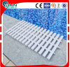 White Color ABS/PP Material Swimming Pool Grating