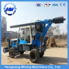Hydraulic Wheel Type Pile Driver Factory Price