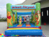 2016 New Design Inflatable Bouncer