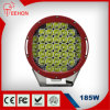 9inch 185W LED Driving Lights for ATV SUV Boats