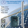 4SP2 Centrifugal Submersible Solar Powered Pump