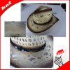 Twisted Paper Braid Straw Cowboy Hat