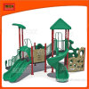 Outdoor Preschool Playground Slide Equipment