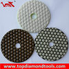 Flexible Dry Polishing Pad with Velcro Backing
