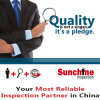 Garden Shed Quality Control Inspection in China