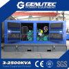 80kVA Silent Diesel Generator (Cummins 4BTA3.9-G11, Stamford alternator)