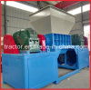 Double Axle Waste Aluminium Extrusion/Cans/Bars/Plates/Profile/Sheets Shredder