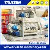Concrete Mixing Machine Js1000 Concrete Mixer with 1 M3/H Capacity
