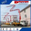 Jh5161thb-25 25m 4 Arms 50 Cubic Meter Per Hour Concrete Boom Pump Truck