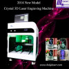 2014 New Model 2d 3D Crystal Laser Engraving Machine Hsgp-4kb