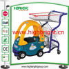 Baby Stroller with Push Handle