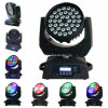 36PCS 10W 4in1 LED Moving Head RGBW Wash Light with Zoom