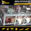 High Intensity Dry Tantalite Mineral Processing Cross Belt Magnetic Separator