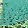 900*600*7mm Noiseproof Colorful Rubber Mat with Holes