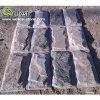 S014 Yellow Wood Slate Mushroom Wall Cladding Tile
