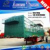 2/3 Axles Flatbed Livestock/Fence Cargo Semi Truck Trailer (LAT9320CLXY)