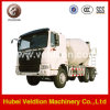 340 HP Concrete Mixer Truck with Hydraulic Hopper